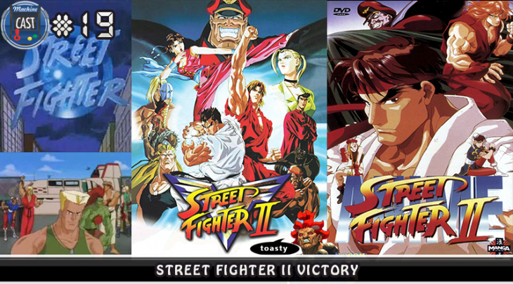 MachineCast #19 – Street Fighter II Victory