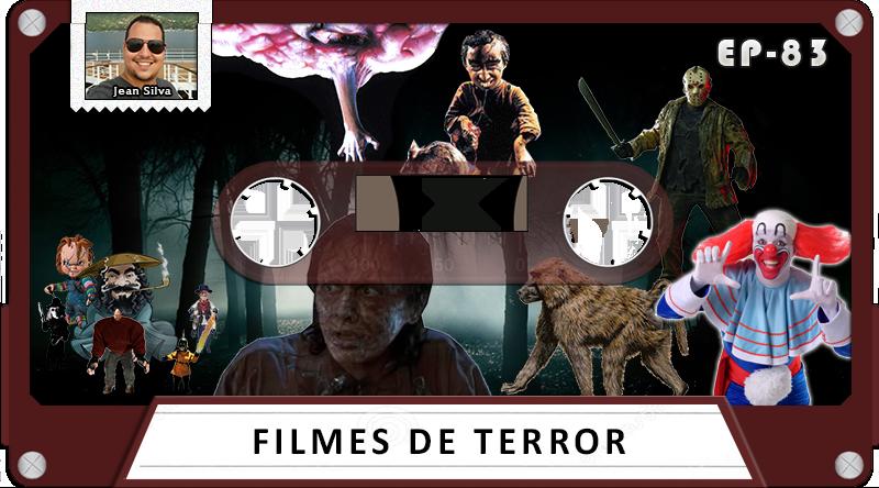 MachineCast #83 – Filmes de Terror
