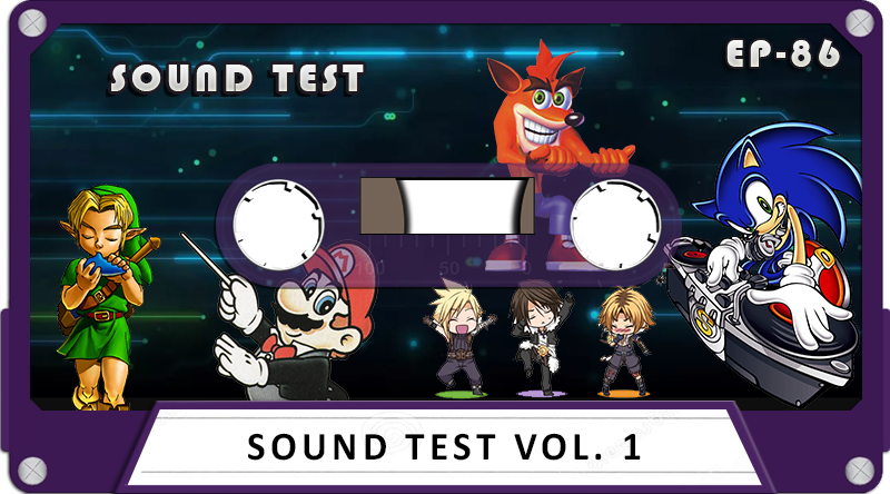 MachineCast #86 – Sound Test Vol.1