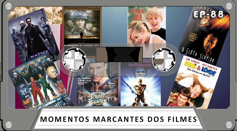 MachineCast #88 – Momentos marcantes dos filmes