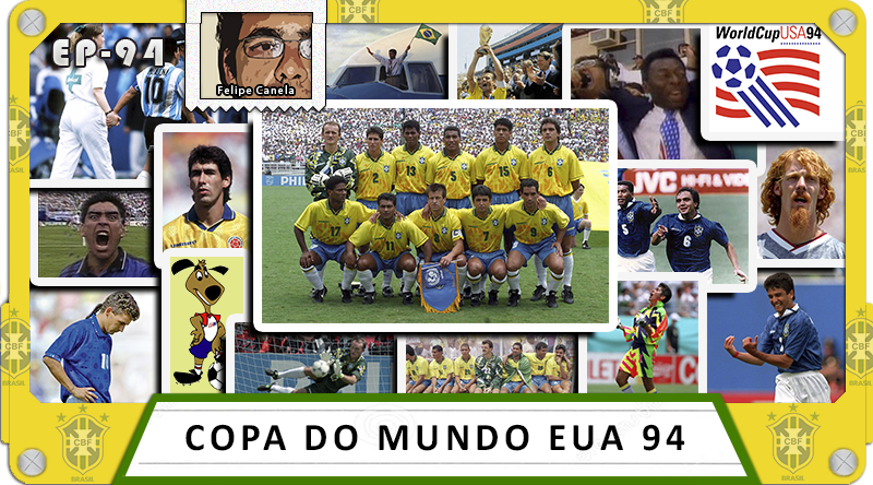 MachineCast #94 – Copa do Mundo EUA 1994