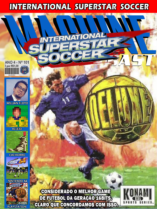 MachineCast #101 – International Superstar Soccer
