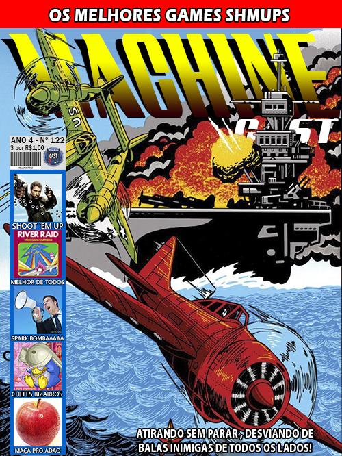 MachineCast #122 – Os Melhores games SHMUPS