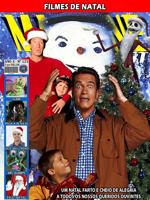 MachineCast #123 – Filmes de Natal