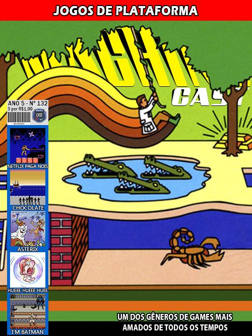 MachineCast #132 – Jogos de Plataforma