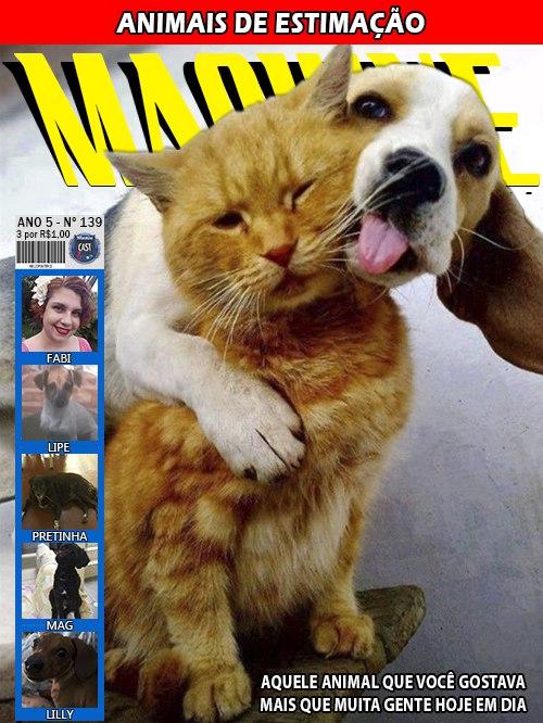 MachineCast #139 – Animais de Estimação